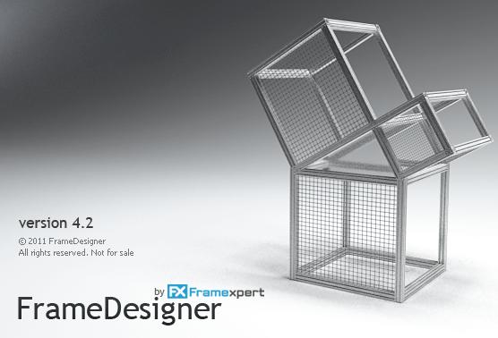 FrameDesigner Splashscreen